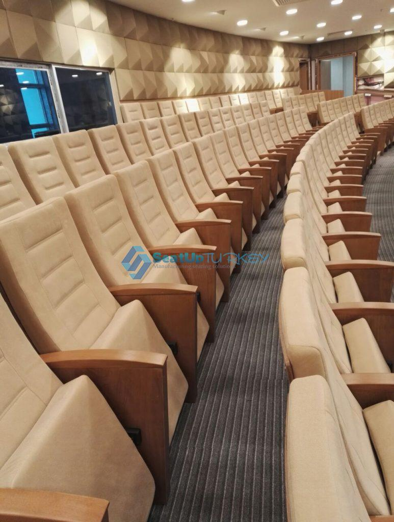 SeatUp Turkey FIXED AUDITORIUM SEATING +905427196712