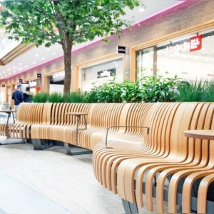 The Snail Bench® by seatupturkey®9