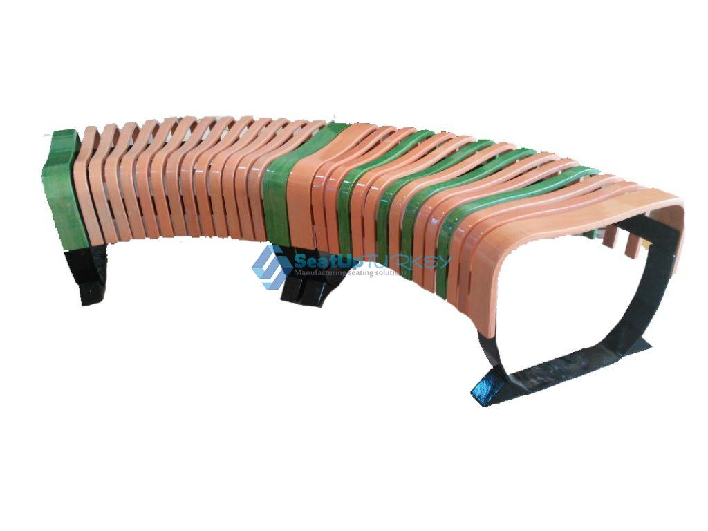 The Snail Bench® by seatupturkey®2