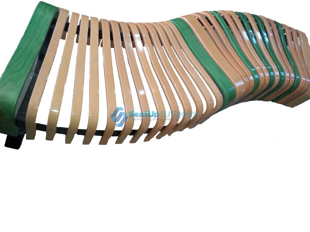The Snail Bench® by seatupturkey®3