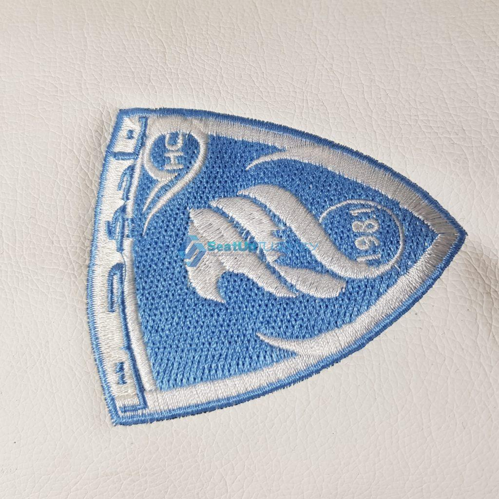 printed logo on leather by seatupturkey®